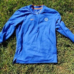 Nike drifit Boise state pullover